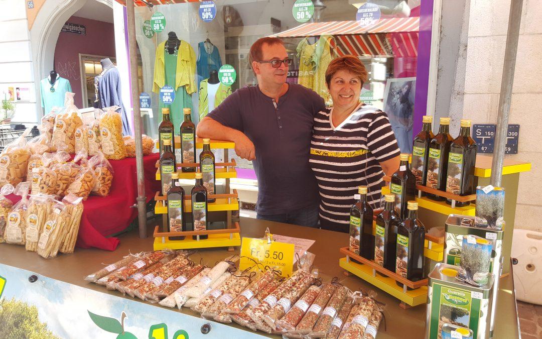 20 Jahre Olivenöl!